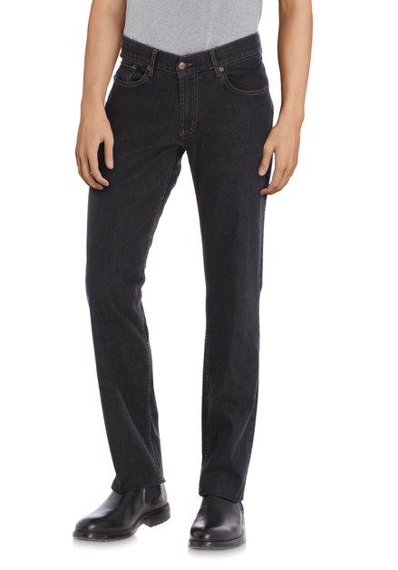 Antraciet jeans - Jackson - regular fit