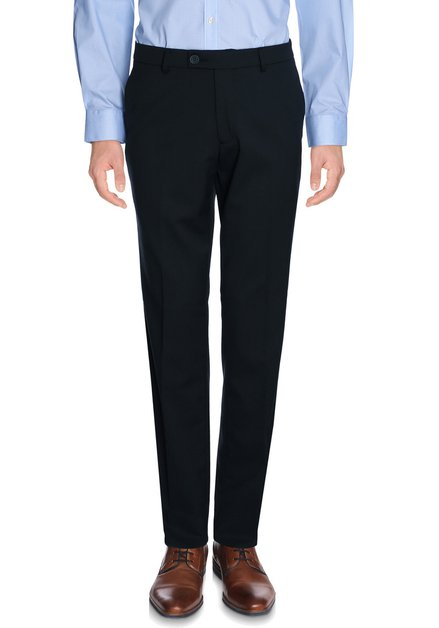 Antraciet kostuumbroek - Grey Suit Pant