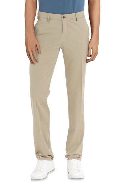 Beige chino - New York - slim fit