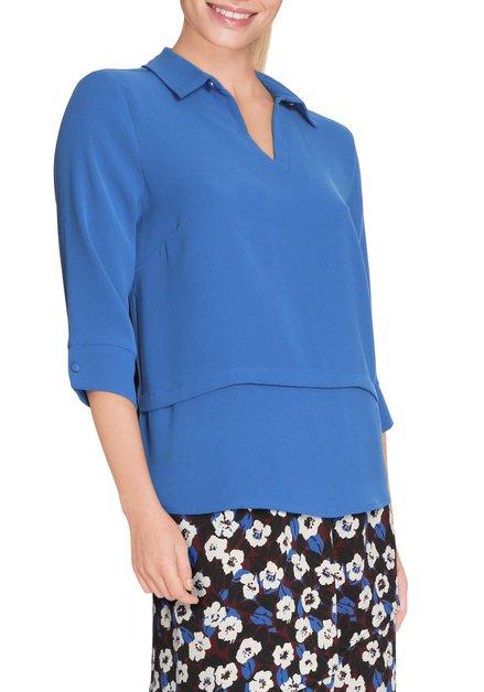 Blauwe bloes