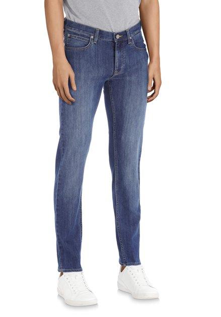 Blauwe jeans - Daren - regular fit - L34
