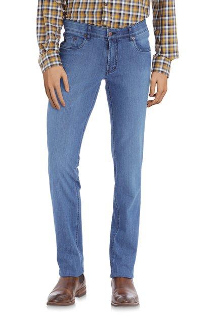 Blauwe jeans - Jackson - regular fit