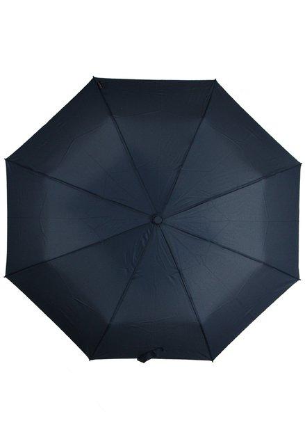 Blauwe opvouwbare paraplu automatische open/close