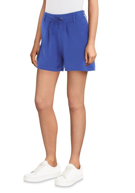Blauwe short