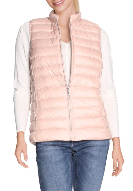 Bodywarmer rose pastel