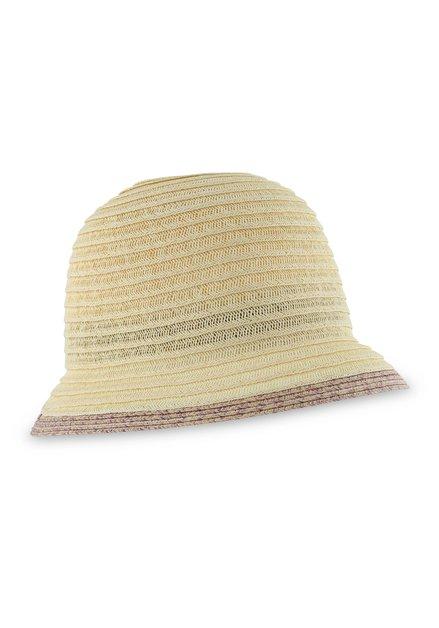 Chapeau d'été beige