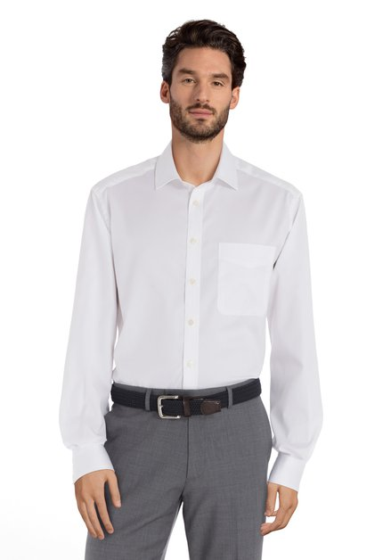 Chemise blanche – comfort fit