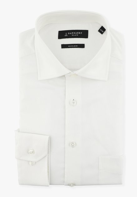 Chemise blanche – regular fit