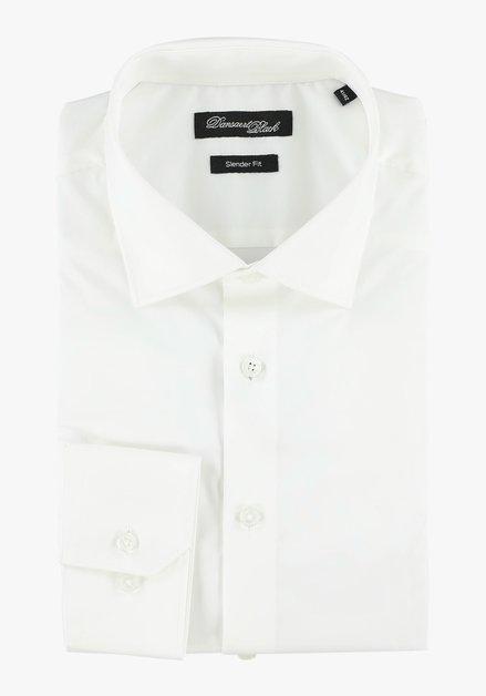 Chemise blanche – slender fit