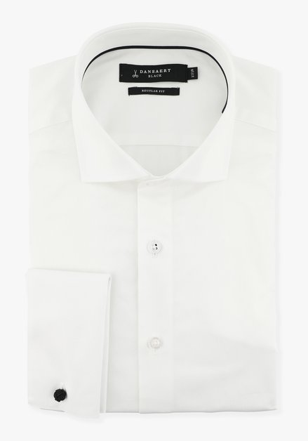Chemise blanche - regular fit