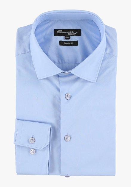 Chemise bleu clair – slender fit