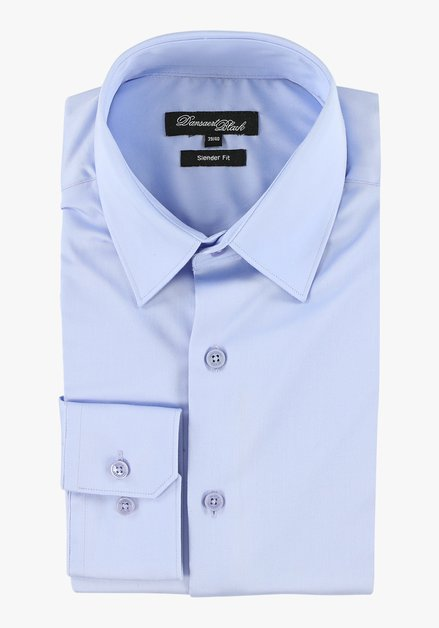 Chemise bleu clair - Slender fit