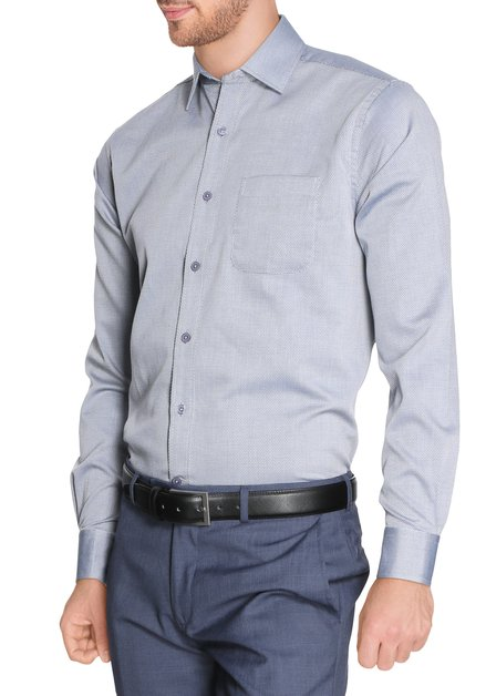 Chemise bleue - Regular fit