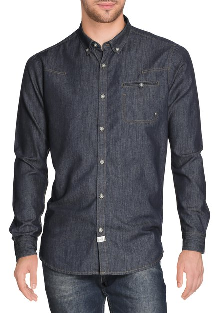 Chemise denim bleue - Modern fit