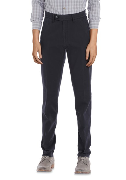 Chino bleu marine – regular fit