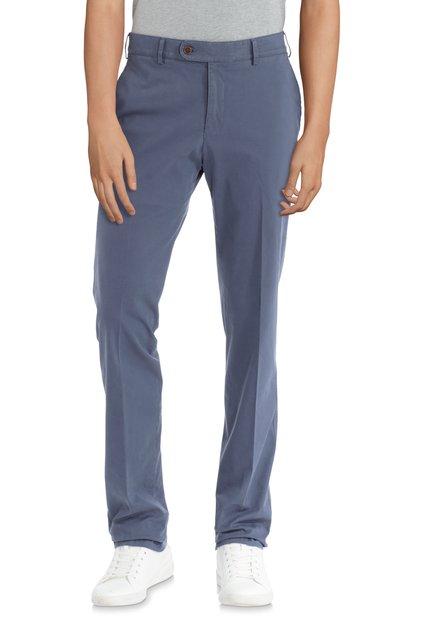 Chino gris-bleu - Vancouver - regular fit