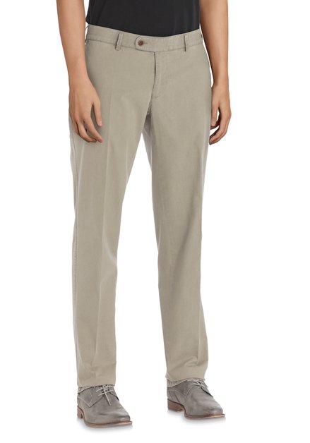 Chino gris clair – Louisiana – regular fit