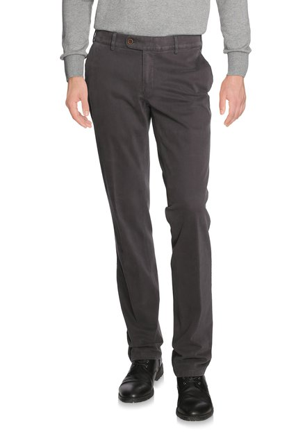 Chino gris foncé - Louisiana - regular fit