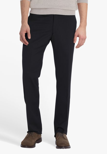 Chino noir – Vancouver – regular fit