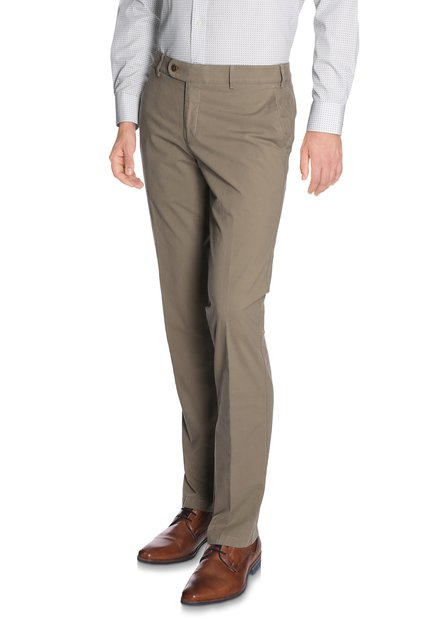 Chino taupe – Louisiana – regular fit