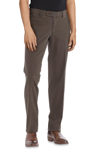 Chino taupe - Louisiana – regular fit