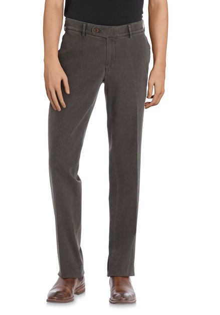 Chino vert-gris - Louisiana – regular fit