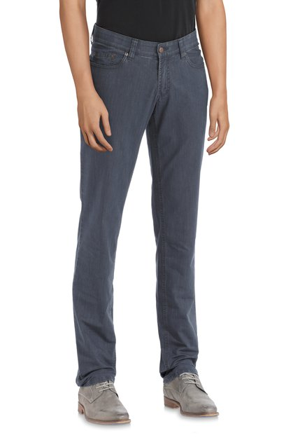 Denim gris-bleu - Memphis - regular fit