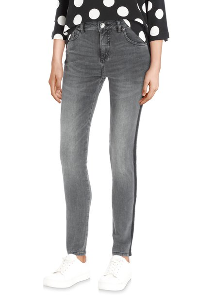 Denim gris foncé – slim fit