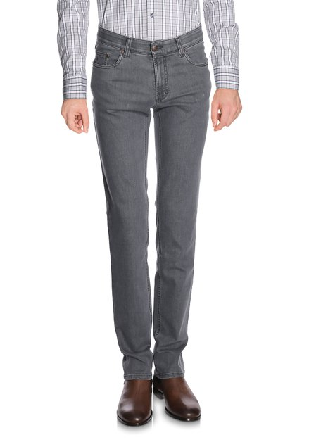 Denim gris Jackson - Regular fit