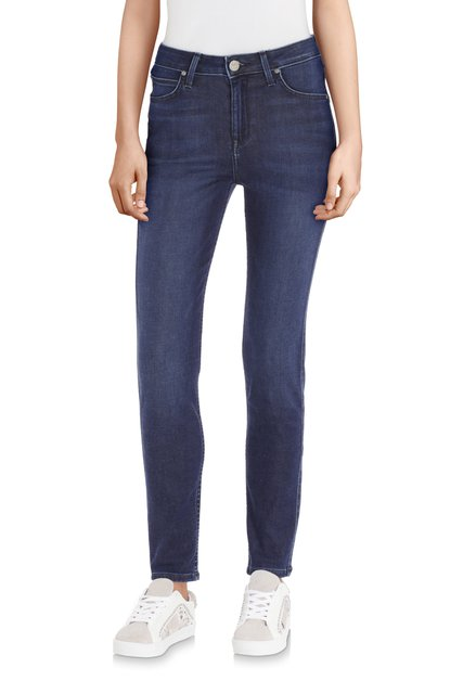 Donkerblauwe jeans - Scarlett High - L33