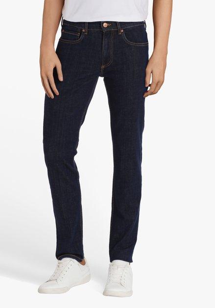 Donkerblauwe jeans - Tim - slim fit - L32