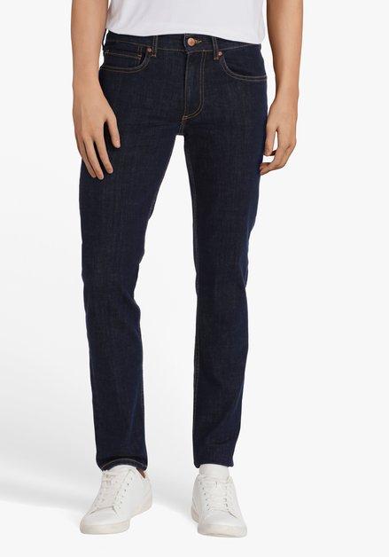 Donkerblauwe jeans - Tim - slim fit - L34