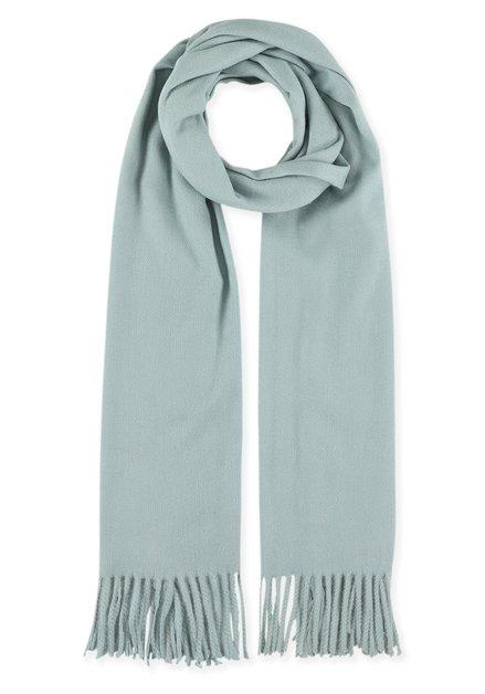 Écharpe légère bleu clair
