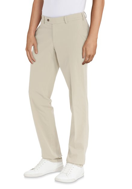Ecru chino – Louisiana – regular fit