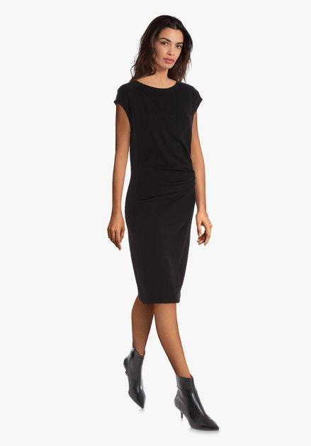 Elegant zwart kleed