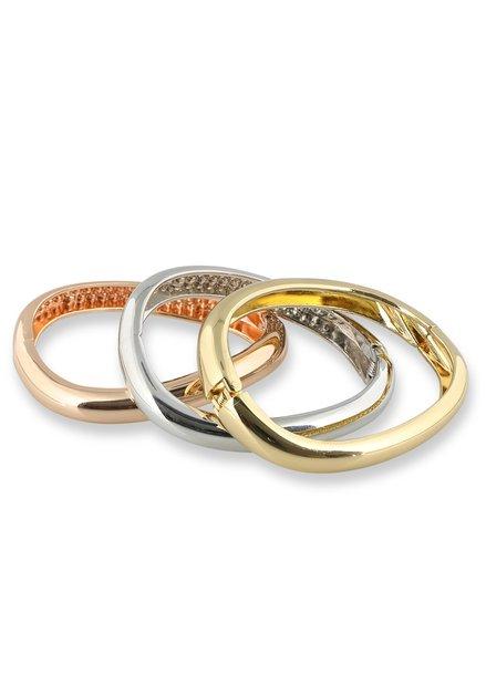 Ensemble de trois bracelets