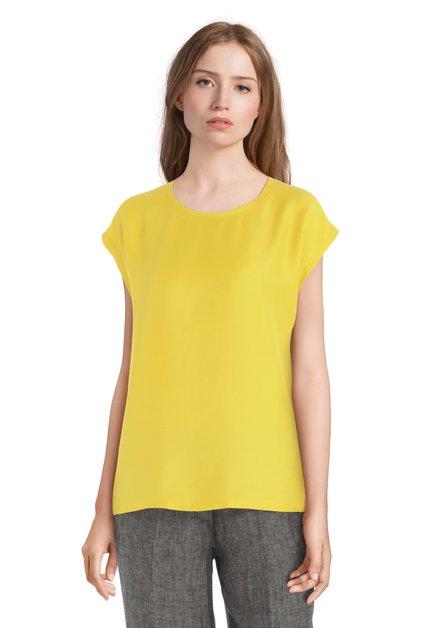 Geel T-shirt