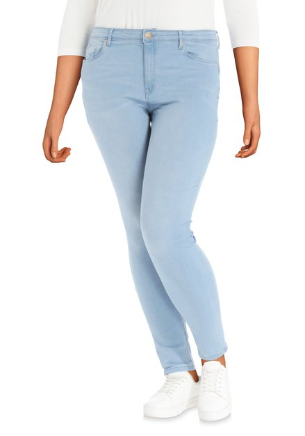 Jean bleu clair – skinny fit