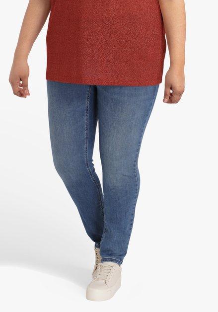 Jean bleu - skinny fit