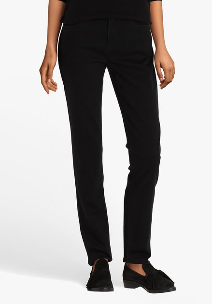 Jean noir – Angelika – slim fit