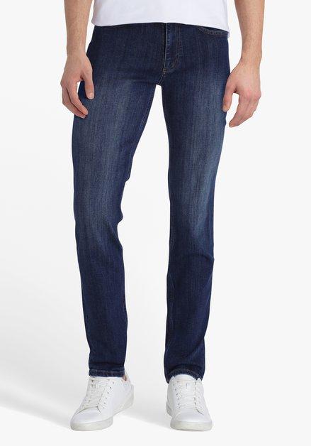Jeans bleu foncé - Alex - regular fit - L32