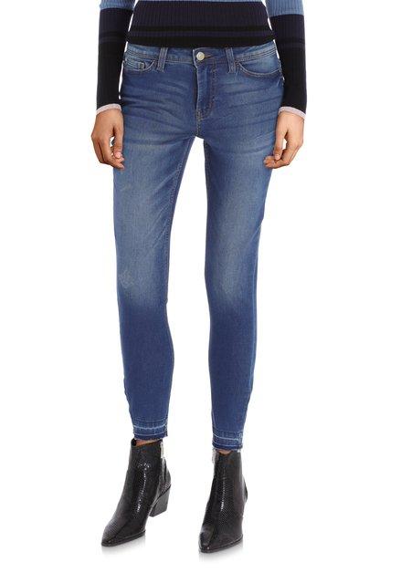 Jeans bleu foncé - skinny