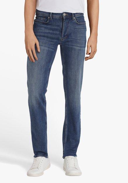 Jeans bleu moyen - Alex - regular fit - L32