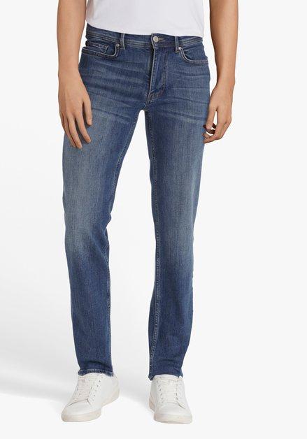 Jeans bleu moyen - Alex - regular fit - L34