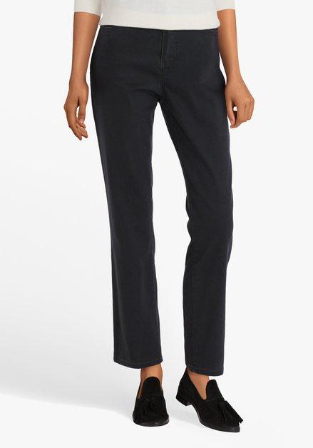 Jeans gris – Dora – comfort fit