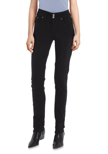 Jeans noir – slim fit
