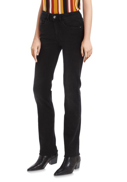 Jeans noir - Bridget - straight fit