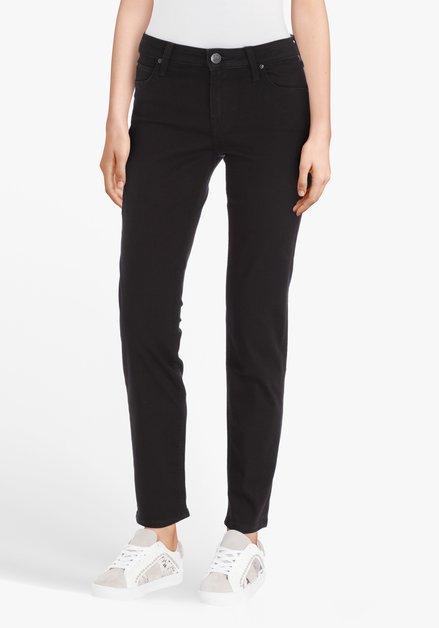 Jeans noir- Elly - slim fit - L33