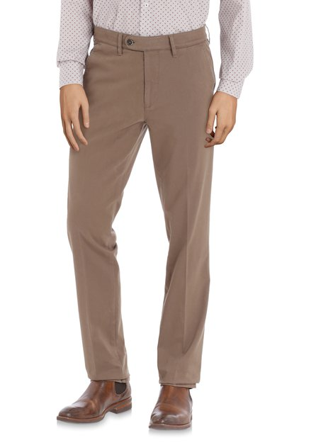 Kaki chino – regular fit