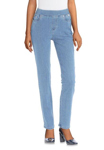 Legging bleu clair en jean – Angelika